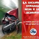 Campagna CNA per la sicurezza stradale
