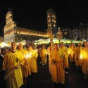 La Cna alla Processione di Santa Croce