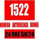Numero antiviolenza e stalking: 1522 – La Cna aderisce alla campagna regionale e promuove il numero antiviolenza