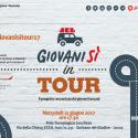 'Giovanisì in tour, il progetto raccontato dai giovani toscani' il 21/06 a Lucca con un focus su Fare impresa