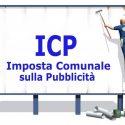 Imposta Comunale di Pubblicità (ICP) – scadenza: 31 gennaio 2020