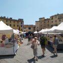 Le mostre mercato artigianali a Lucca