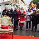 Inaugurato il mercato natalizio di Forte dei Marmi