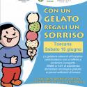 15 Giugno – Con un gelato regali un sorriso!