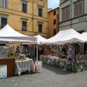 Mercato artigianale in piazza Anfiteatro e piazza S.Giusto