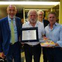 La Cna premia i 70 anni di attività di Angelo Bonuccelli