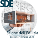 SDE Salone dell'Edilizia Lucca 6-8 marzo 2020 – sconto CNA
