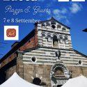 Mercato artigianale in piazza S.Giusto a Lucca